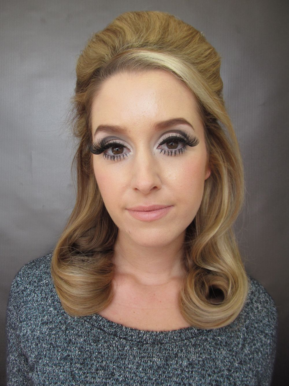 retro makeup | vintage, retro and period hair and makeup course
