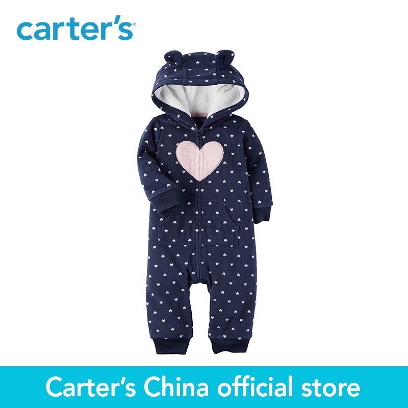 249c09a7bcad9e Comprar 1 pcs de carter do bebê macacão outono inverno dos miúdos ...
