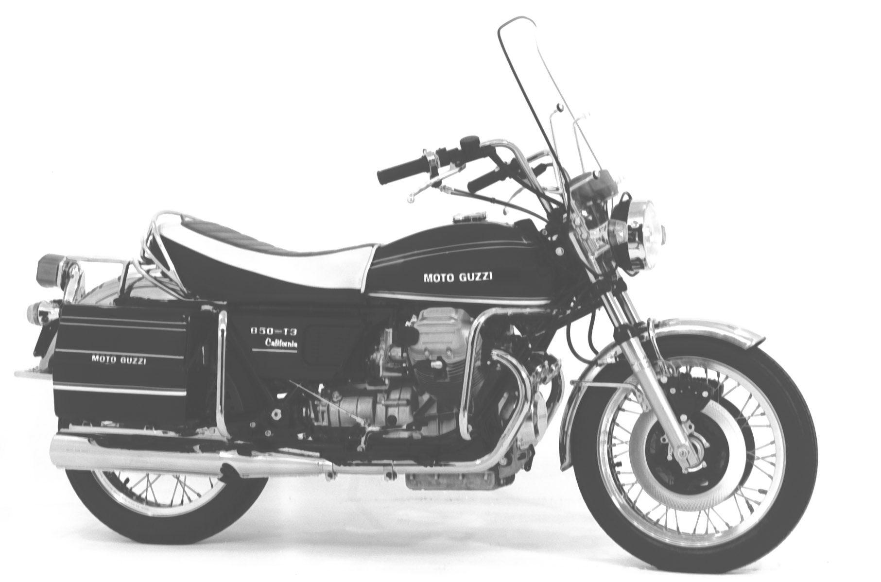 moto guzzi 850 t3 california 1975 1980 moto guzzi. Black Bedroom Furniture Sets. Home Design Ideas