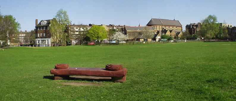 Vauxhall Pleasure Gardens/Spring Gardens (now) | Vauxhall | Pinterest