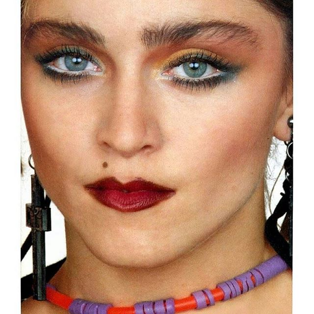 Instagram Likes Madonna 80s Makeup Madonna 80s 1980s Makeup