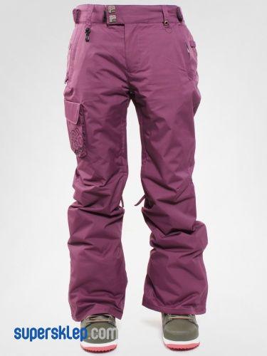 686 Snowboard Pants Mannual Mesa Ins Wmn Plm