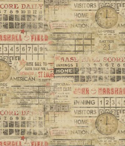 Quilt Magazine | Quilt Magazine » Blog Archive » Who's On First by ... : baseball quilt fabric - Adamdwight.com