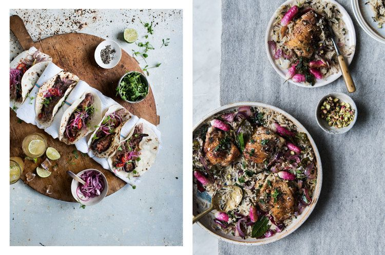 Issy Croker Food & Lifestyle Photography