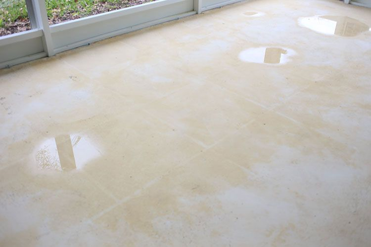 How to stain concrete for a luxe look stained concrete