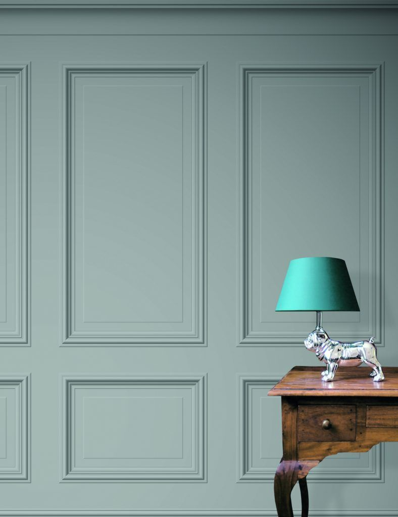 Painted Paneling Living Room: Advice And Tips For Panelling In Period Properties · Etons
