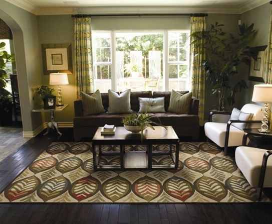 Rugs - Choosing Inexpensive Transitional Rugs | Small ...