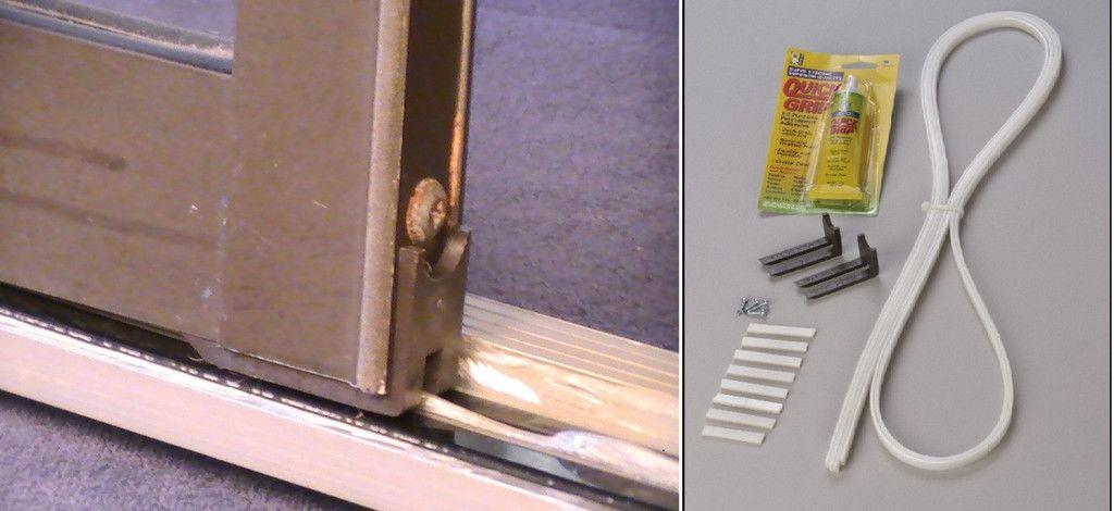 Slide Ezzz Sliding Door Repair Kit Diy Patio Door Fix Autoslide