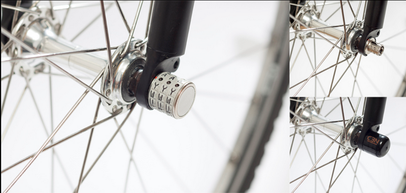 Wheel Lock Bike Components Bicycle Lock Bike Design