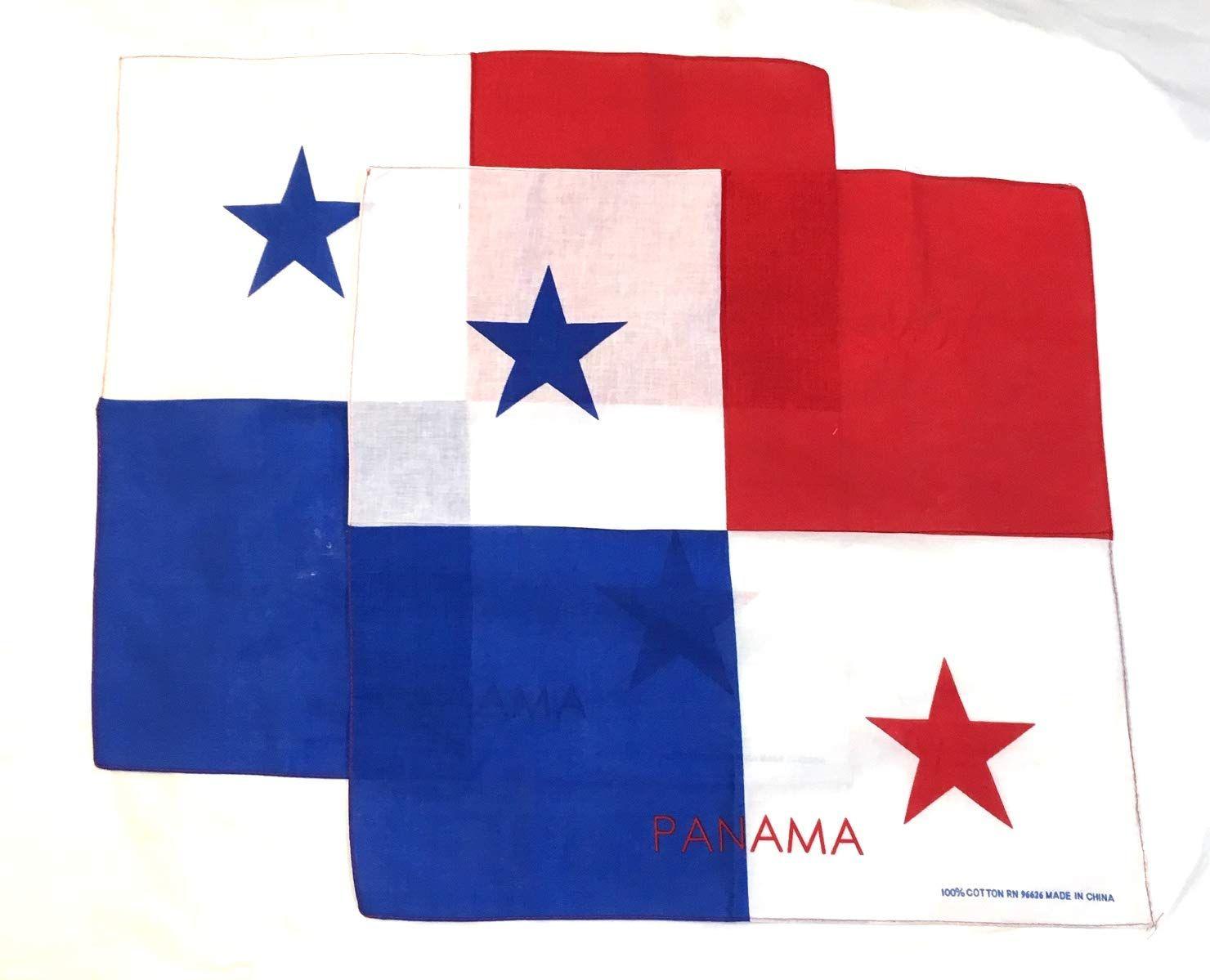 Panama Flag Bandana Flags In 2020 Flag Thailand Flag Panama Flag