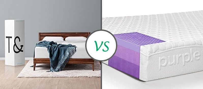 Tuft Needle Vs Purple Mattress Review Which Should You Choose Purple Mattress Mattresses Reviews Purple Mattress Reviews