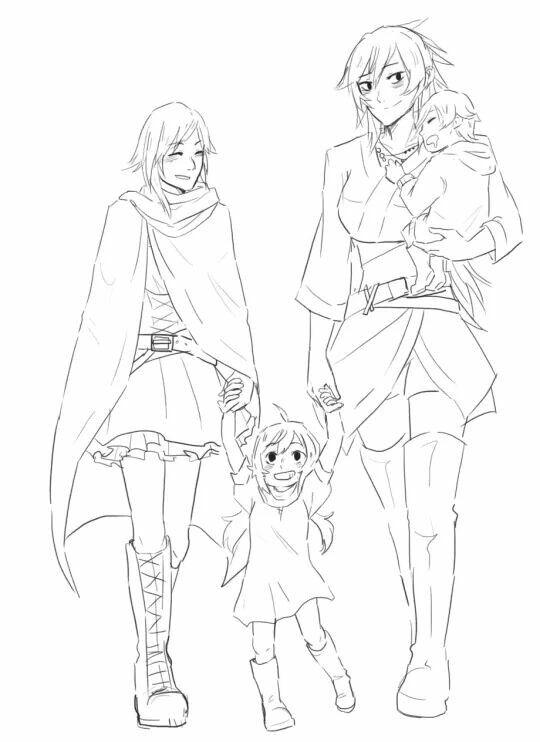 Mother 3 Fan Art