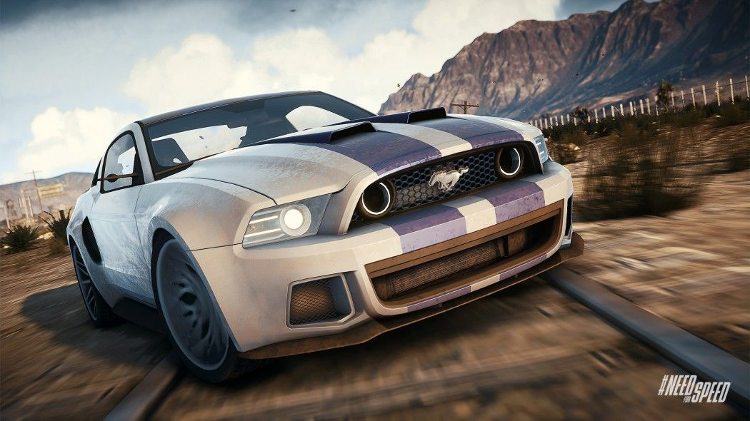 Nfs Rivals The Ford Mustang Gt In The Need For Speed Edition