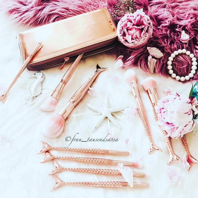 Rose Gold Jewelry Nail Polish Shoes And More Ideas How To Wear
