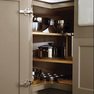 Alternative To Kitchen Corner Cabinet I Need To Do This