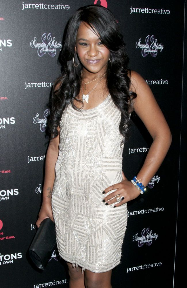 Sad news: Bobbi Kristina Brown has been moved into hospice care