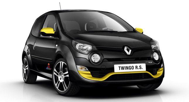 2014 Renault Twingo Specs 2014 Renault Twingo Black Edition