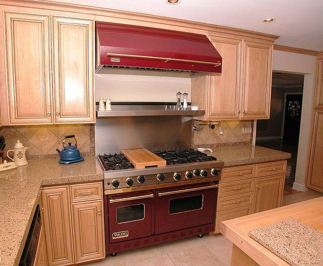 Viking Range In The Viking Kitchen In 2019 Kitchen