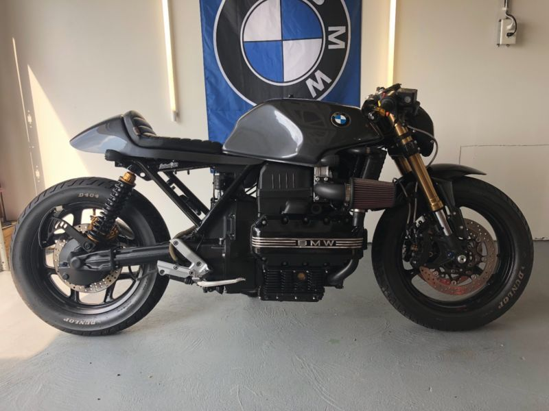 1987 Bmw K100 Cafe Racer 1000cc 4 Cylinder Custom Cafe Racer Motorcycles For Sale Cafe Racer For Sale Bmw K100 Bike Bmw