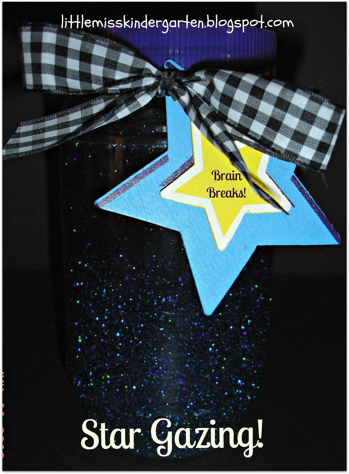 Star Gazing Jar