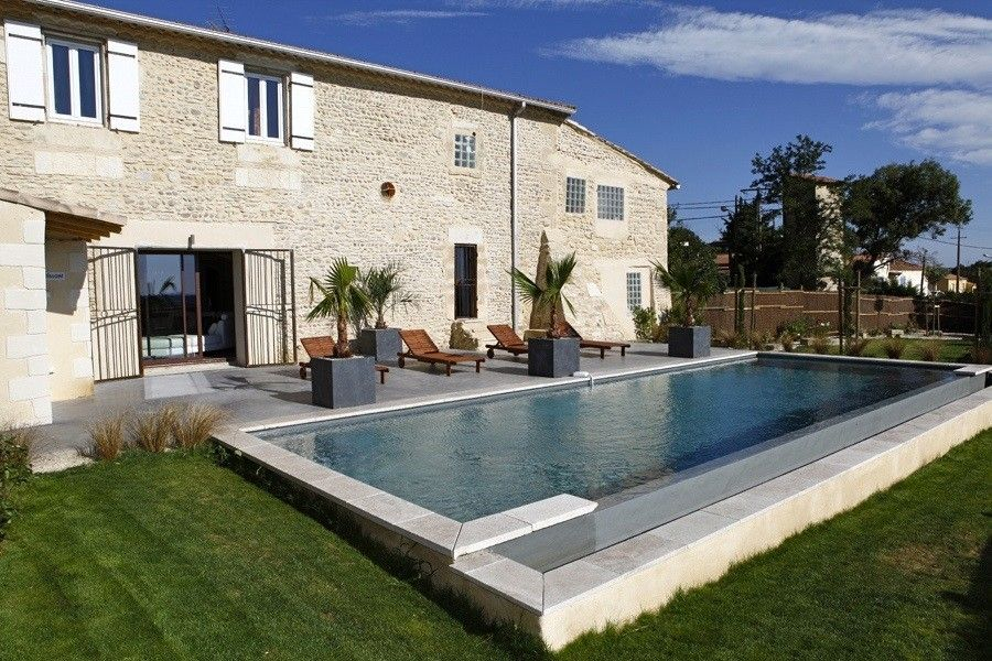 Location vacances gîte Meynes Piscine Maisons Pinterest France