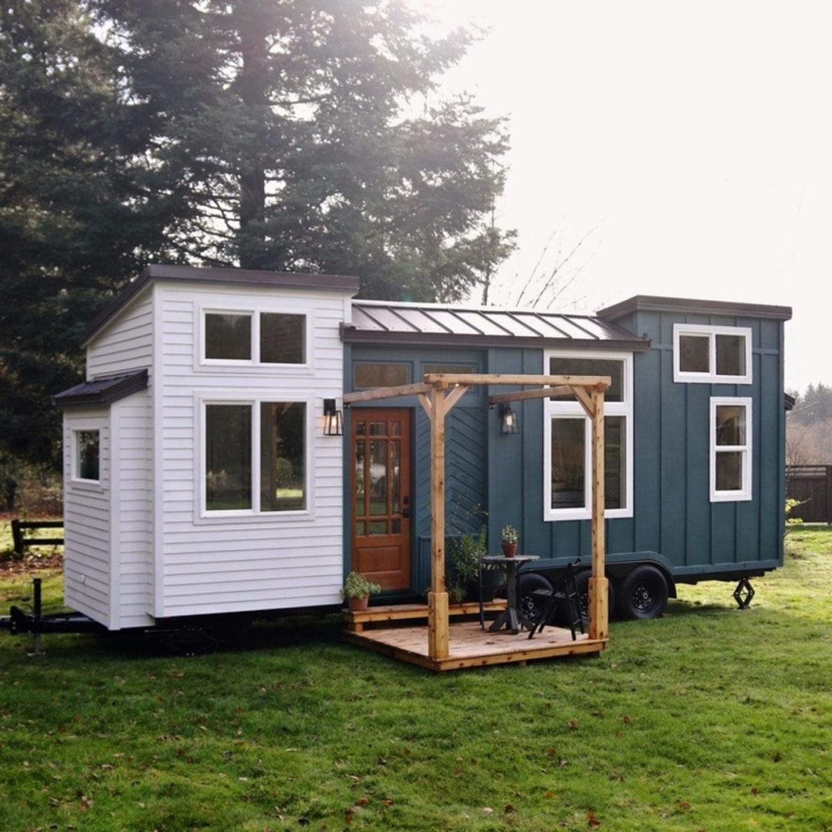 Pacific Getaway Tiny House for Rent in Battle Ground