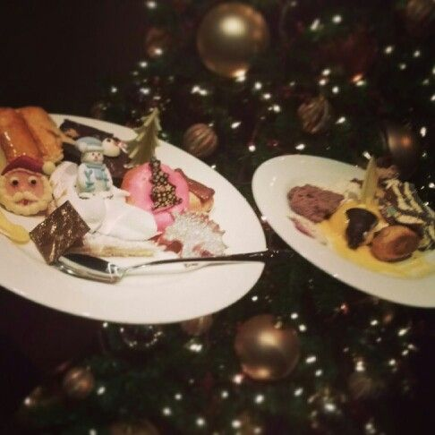 Kerst in Van der Valk hotel/restaurant #Breukelen