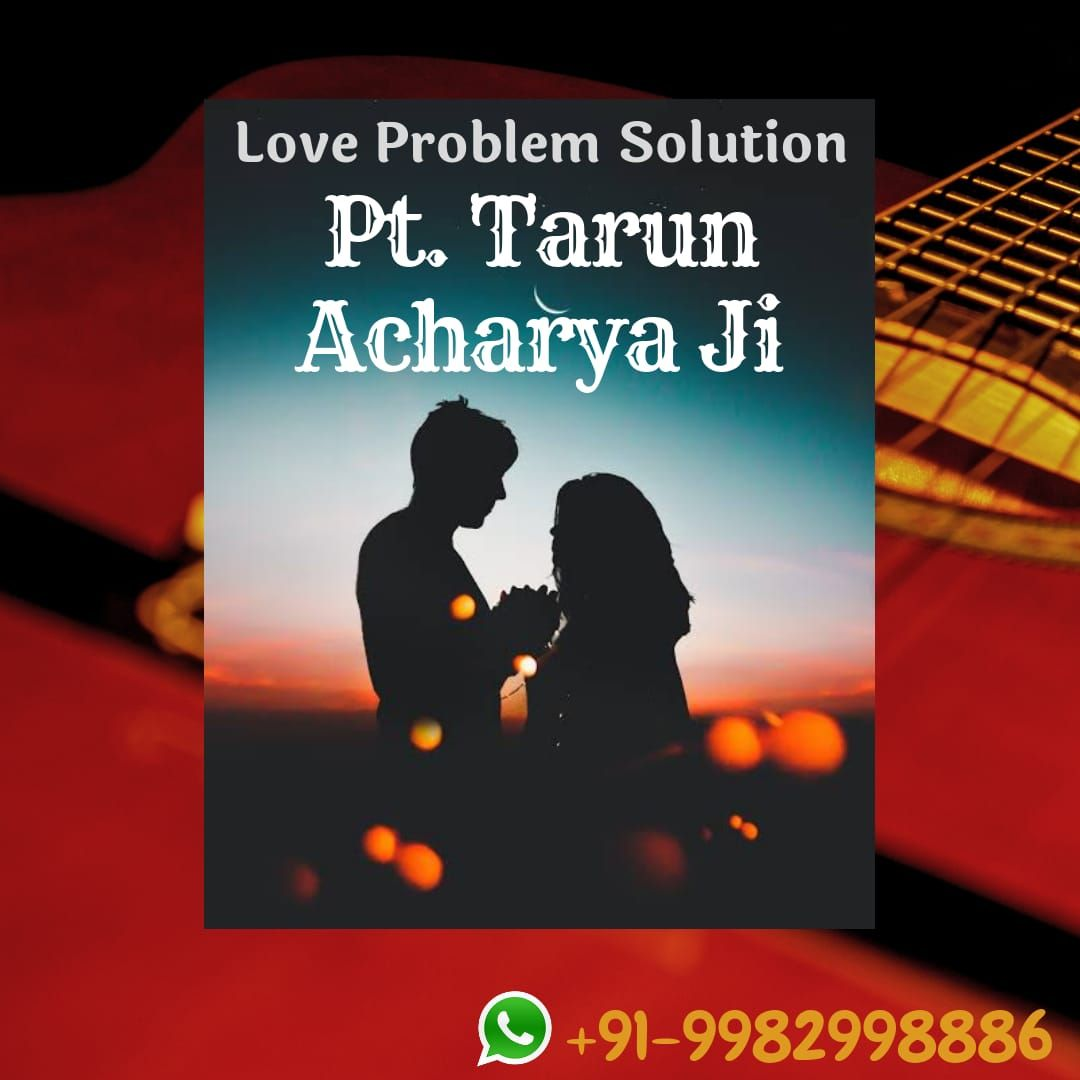 A love problem solutions specialist is going to provide with the