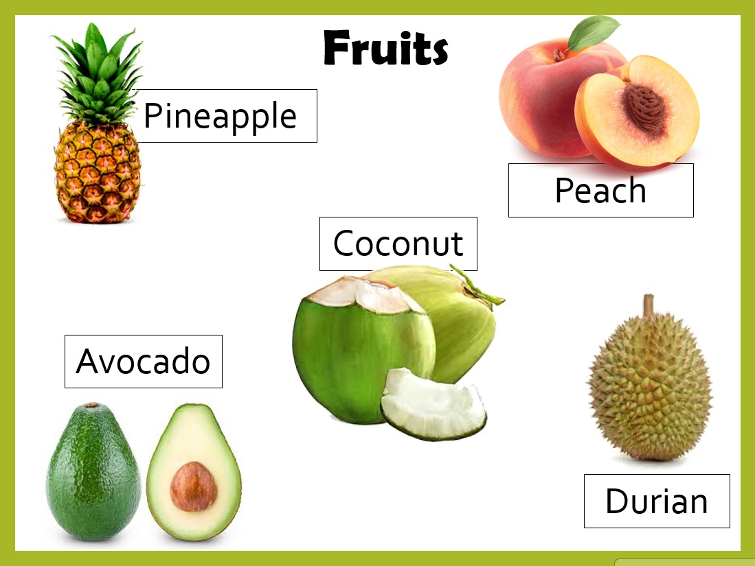 Supermarket Or Grocery Store Vocabulary And Activities