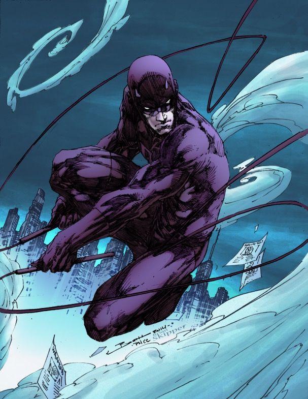 Daredevil by Brett Booth __CCCXXII__