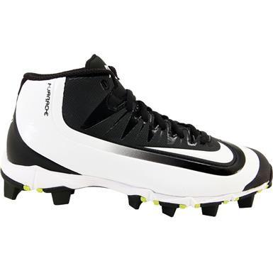 Boy\u0027s Nike Huarache 2kfilth Mid Baseball Cleats Shoes