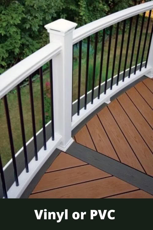 Top 70 Best Deck Railing Ideas Outdoor Design Inspiration Video Video In 2021 Railings Outdoor Deck Designs Backyard Backyard Patio Designs