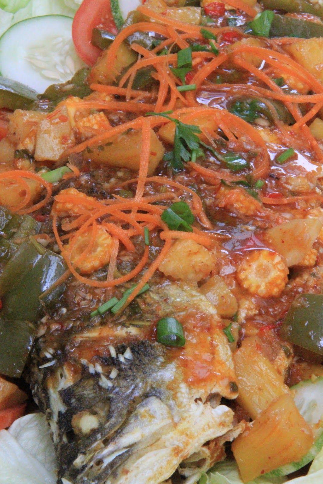 resepi ikan kembung  rasa resep bunda erita Resepi Singgang Ikan Bawal Putih Enak dan Mudah