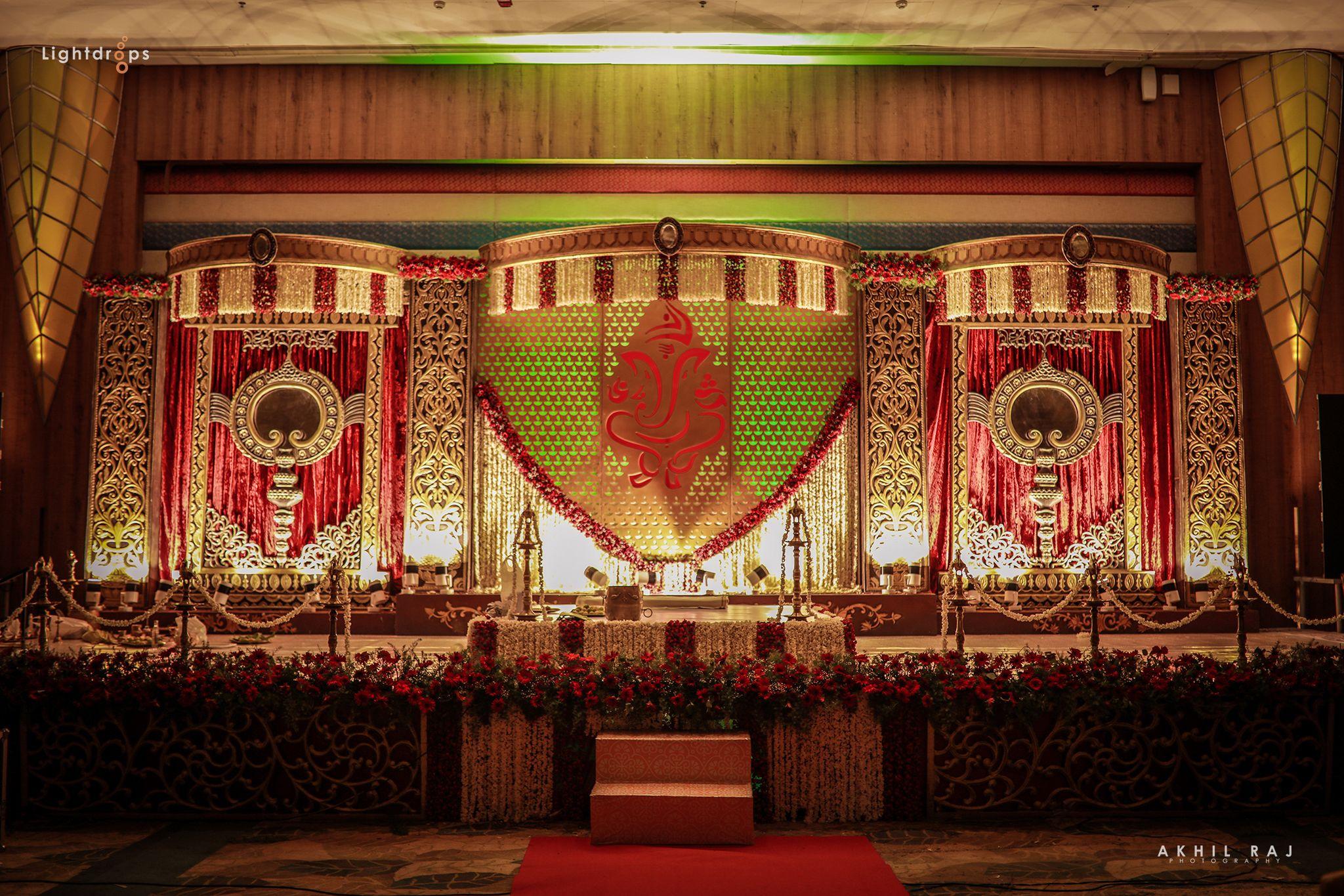 Wedding decoration ideas kerala  Pin by kishore gdas on Kerala traditional wedding decor  Pinterest