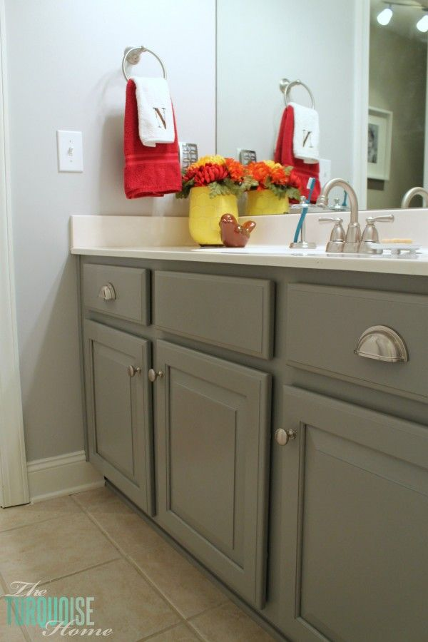 The Average DIY Girl\'s Guide to Painting Cabinets | Pinterest ...