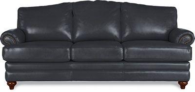 Cadence Premier Stationary Sofa By La Z Boy Accents In
