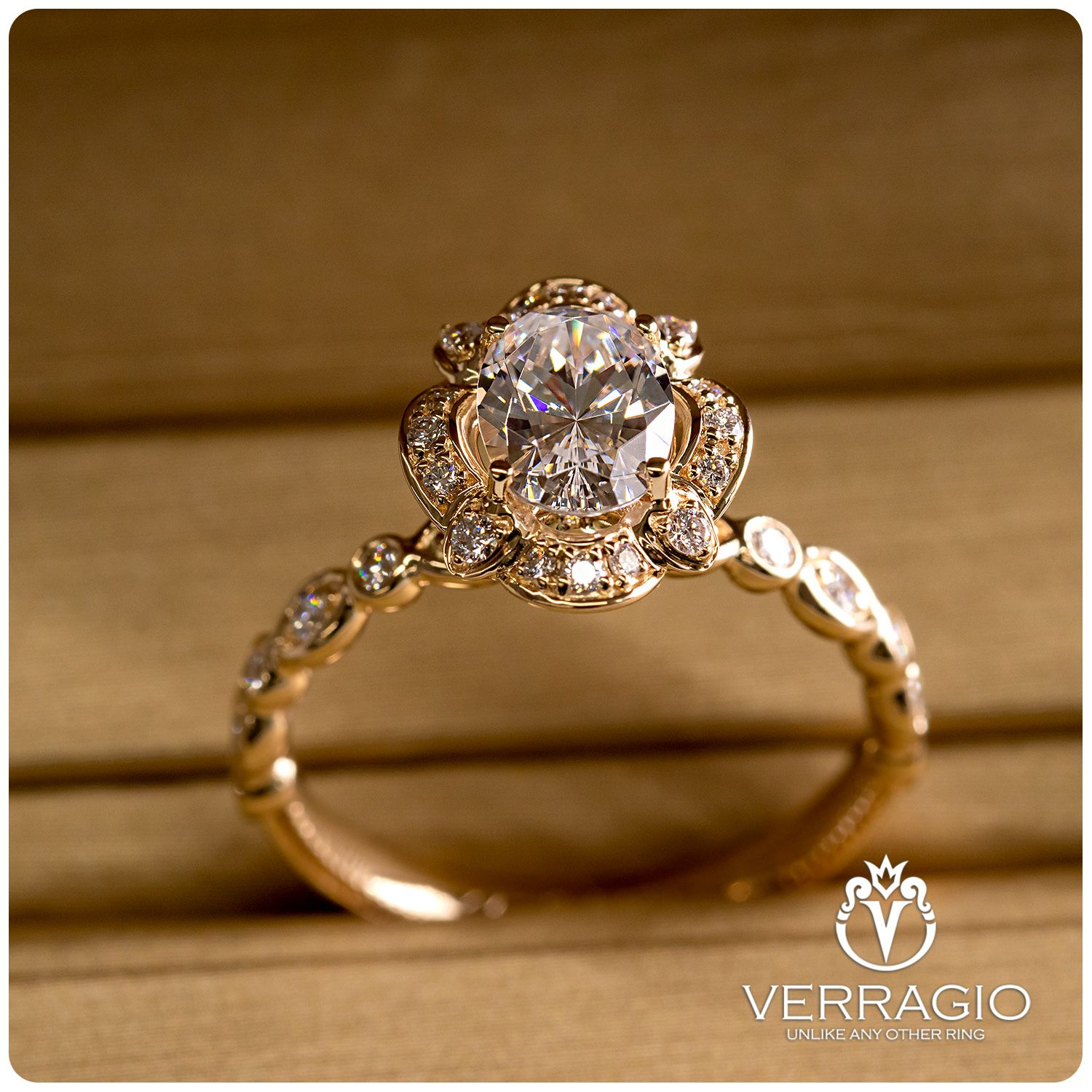 Verragio Engagement Rings Yellow Gold Engagement Rings Vintage Verragio Engagement Rings Floral Engagement Ring