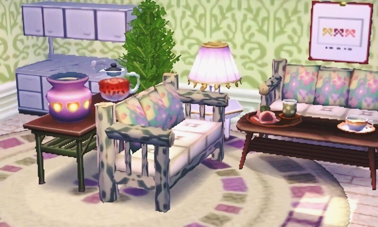 Coliecrossing Happy Home Designer Animal Crossing Cute House