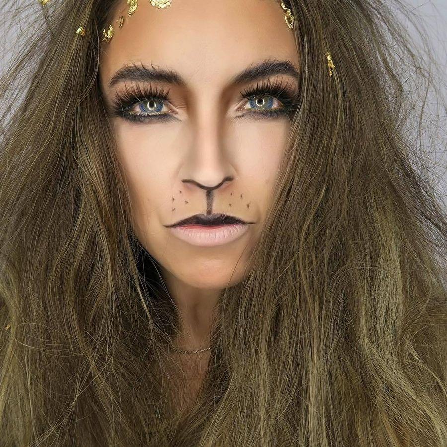 38 идей макияжа на Хэллоуин из инстаграма | Glamour.ru