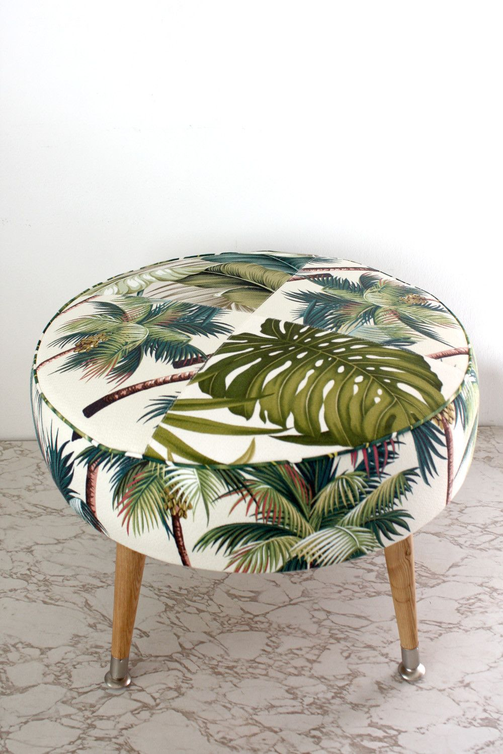 Superb Retro Footstool   Homeworks Design Store