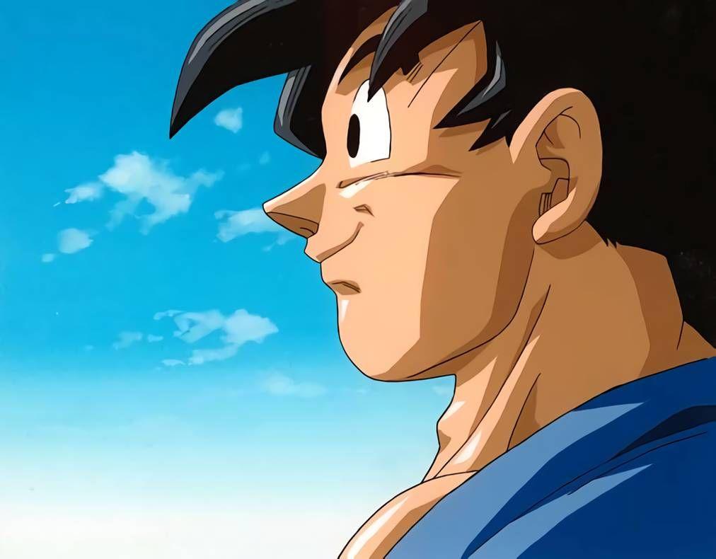 Goku Cel Scan Dragon Ball Gt By Trachta10 On Deviantart Dragon Ball Goku Dragon Ball Gt Dragon Ball