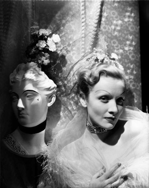 Marlene Dietrich, 1935 © The Cecil Beaton Studio Archive at ...