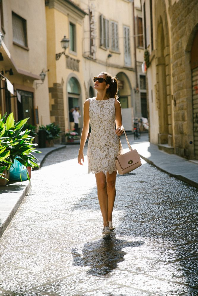 Summer Storms in Florence (The Londoner) | OUTFITS ...