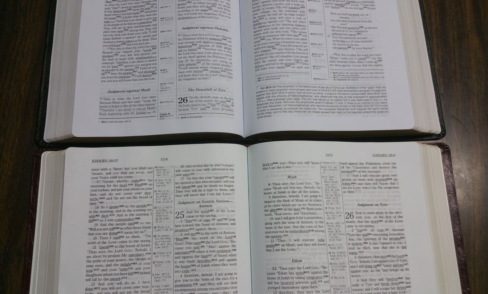 Amg Publisher S Csb Hebrew Greek Key Word Study Bible Review Rating 9 7 Word Study Bible Study Words