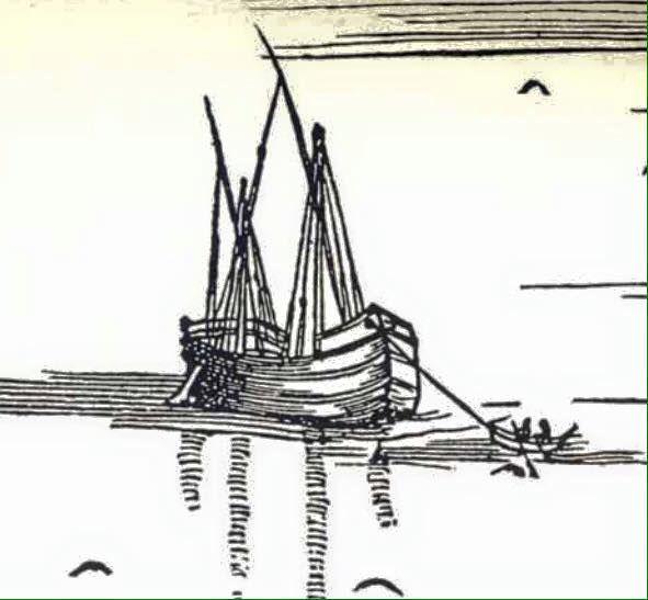 Querina (nave da carico); Venezia; XV secolo.