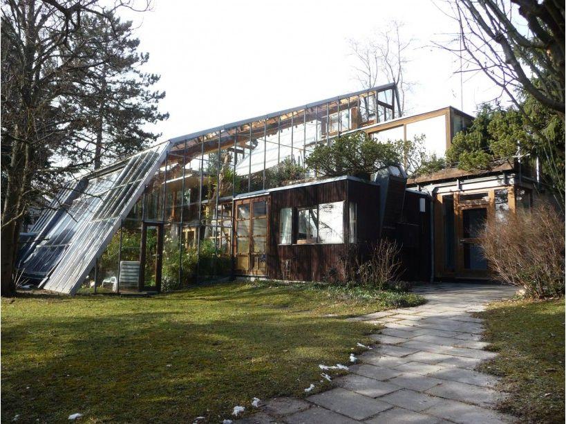 PHOTOS Les oeuvres impressionnantes de Frei Otto Architecture