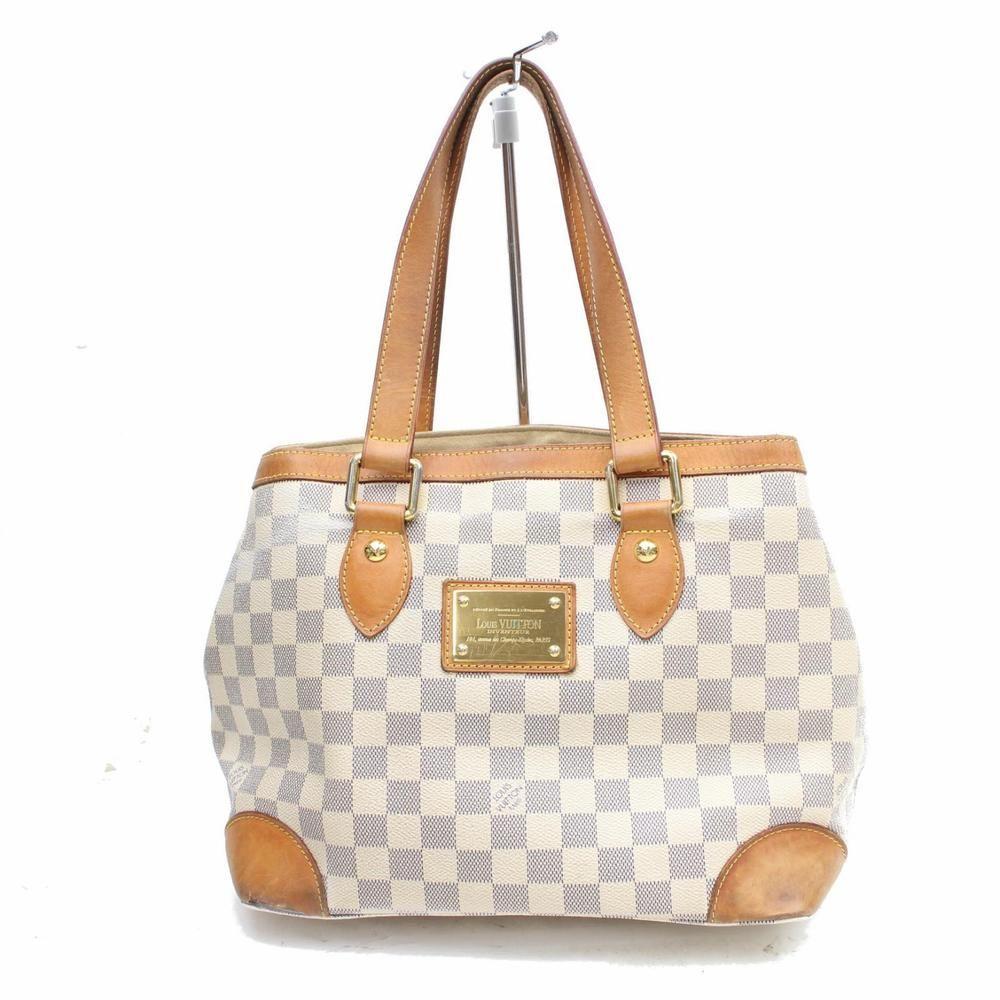 Authentic louis vuitton hand bag hampstead pm n51207