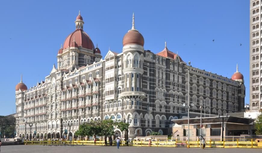 The 7 Wonders Of Mumbai Taj Mahal Best Hotels Hotels Resorts