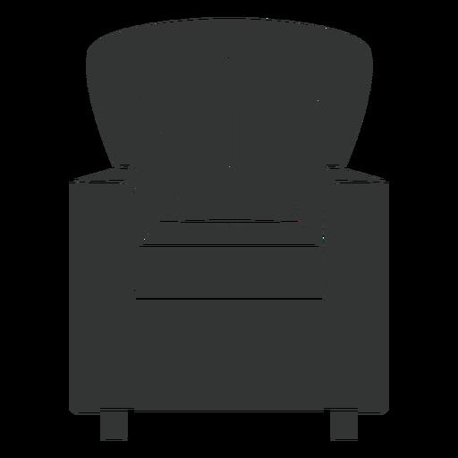 Club Chair Flat Icon Ad Sponsored Ad Chair Flat Icon Club In 2020 Flat Icon Club Chairs Icon
