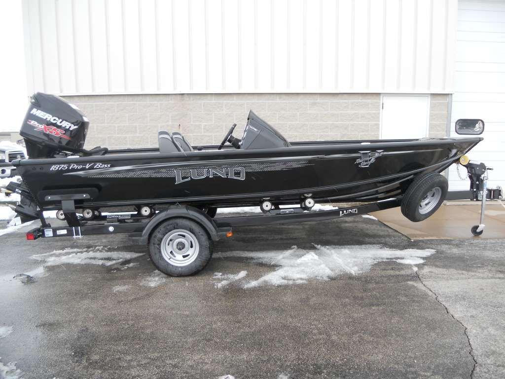 Lund 2016 1875 ProV Bass Lund fishing boats, Bass boat